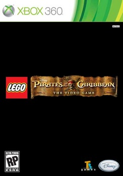Lego Pirates Of The Caribbean The Video Game - XBOX 360 - New