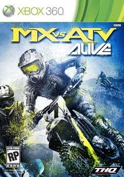 Mx vs. ATV Alive - XBOX 360 - New
