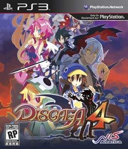 Disgaea 4 - PS3 - Used
