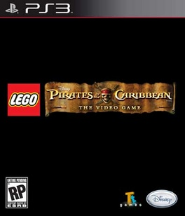 Lego Pirates Of The Caribbean The Video Game - PS3 - Used