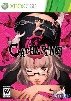 Catherine - XBOX 360 - Used