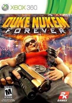 Duke Nukem Forever - XBOX 360 - Used