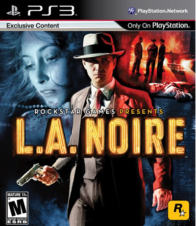 LA Noire - PS3 - New