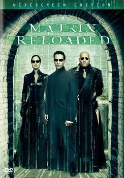 The Matrix: Reloaded - Widescreen - DVD - Used
