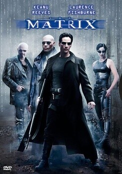The Matrix - Widescreen - DVD - Used
