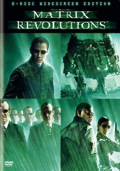 The Matrix Revolutions - Widescreen - DVD - Used