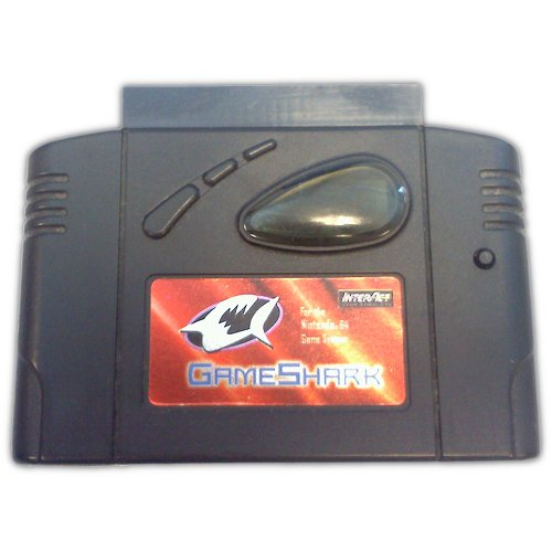 GameShark for N64 - Game Accessory - Used