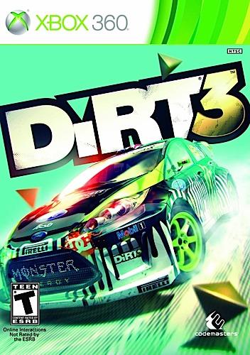 Dirt 3 - XBOX 360 - New