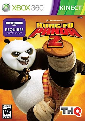 Kung Fu Panda 2 - XBOX 360 - New
