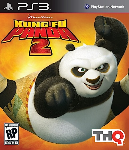 Kung Fu Panda 2 - PS3 - New