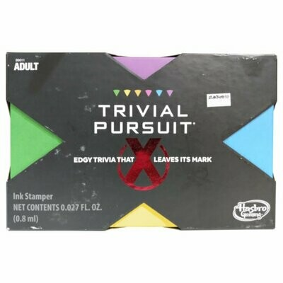 Trivial Pursuit X - Board Game - New