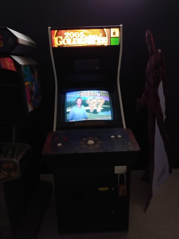 Golden Tee '97 Arcade Machine