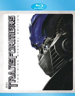 Transformers - Blu-ray - Used