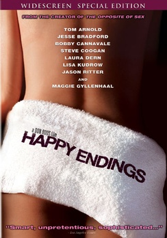 Happy Endings - DVD - Used