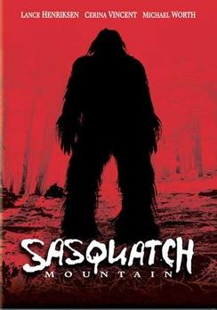 Sasquatch Mountain - DVD - Used