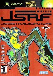 Jet Set Radio Future SEGA GT 2002 combo - XBOX - Used