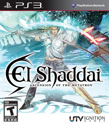 El Shaddai: Ascension of the Metatron - PS3 - New