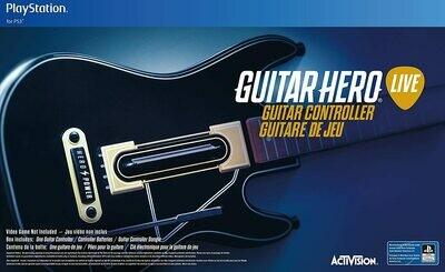 Wireless Guitar Hero Live Guitar - PS3