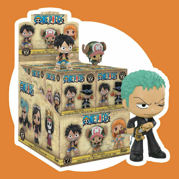 Funko Mystery Minis - Blind Box One Piece Figurines