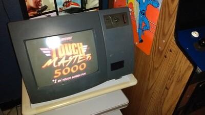 Touchmaster 5000 Arcade Machine