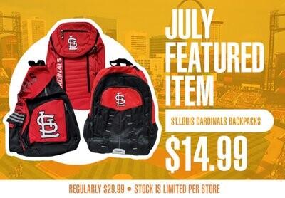 STL Cardinals Backpack