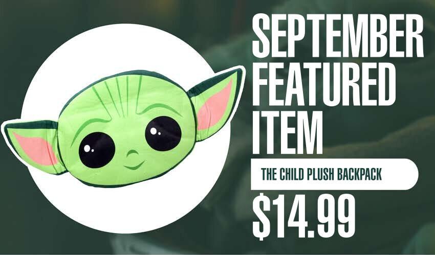 Star Wars Backpack - Grogu (The Child)