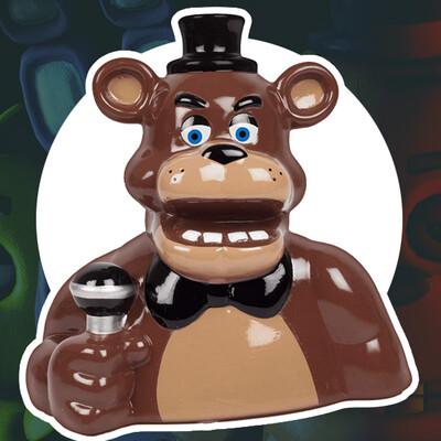 Five Nights at Freddy's - Freddy Fazbear Ceramic Bank