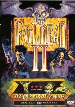 Evil Dead II - DVD - New