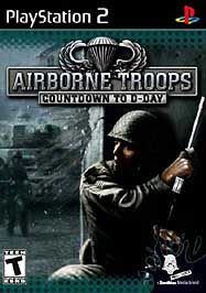 Airborne Troops: Countdown to D-Day - PS2 - Used