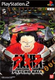 Akira Psycho Ball - PS2 - Used