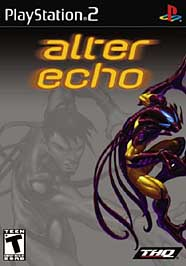 Alter Echo - PS2 - Used