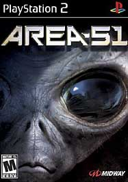 Area 51 - PS2 - Used