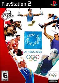 Athens 2004 - PS2 - Used