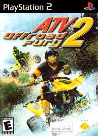 ATV Offroad Fury 2 - PS2 - Used