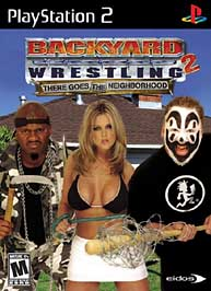 Backyard Wrestling 2: There Goes the Neighborhood - PS2 - Used