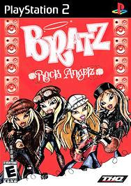 Bratz Rock Angelz - PS2 - Used