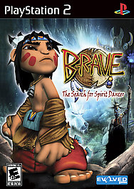 Brave: The Search for Spirit Dancer - PS2 - Used