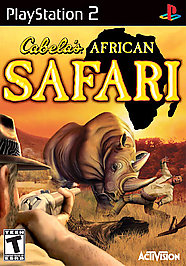 Cabela's African Safari - PS2 - Used