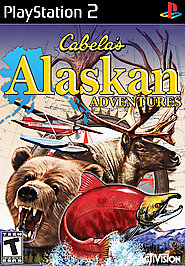 Cabela's Alaskan Adventures - PS2 - Used