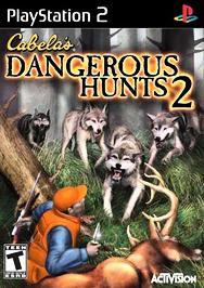 Cabela's Dangerous Hunts 2 - PS2 - Used