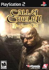 Call of Cthulhu: Dark Corners of the Earth - PS2 - Used