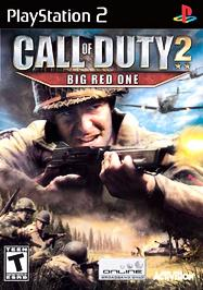 Call of Duty 2: Big Red One - PS2 - Used