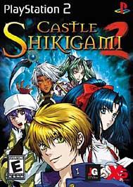 Castle Shikigami 2 - PS2 - Used