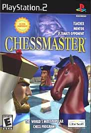 Chessmaster - PS2 - Used