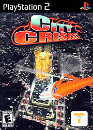 City Crisis - PS2 - Used