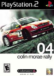 Colin McRae Rally 04 - PS2 - Used