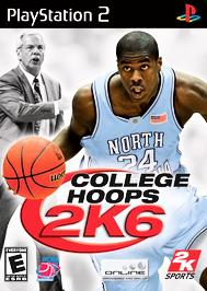 College Hoops 2K6 - PS2 - Used