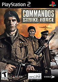 Commandos Strike Force - PS2 - Used