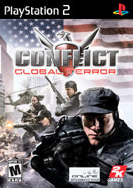 Conflict: Global Terror - PS2 - Used