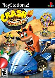 Crash Nitro Kart - PS2 - Used